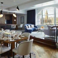 Отель London Marriott Hotel County Hall Великобритания, Лондон - 1 отзыв об отеле, цены и фото номеров - забронировать отель London Marriott Hotel County Hall онлайн интерьер отеля