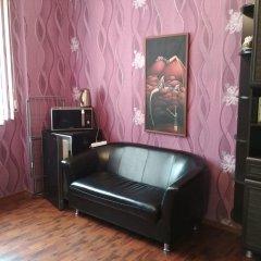 Гостиница Разин сейф в номере