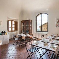 Отель B&B Palazzo Tortoli Италия, Сан-Джиминьяно - отзывы, цены и фото номеров - забронировать отель B&B Palazzo Tortoli онлайн питание