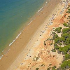Alpinus Hotel пляж