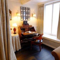 Отель The Pand Hotel Бельгия, Брюгге - 1 отзыв об отеле, цены и фото номеров - забронировать отель The Pand Hotel онлайн удобства в номере фото 2