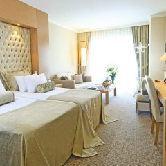 Отель Alkoclar Exclusive Kemer Кемер комната для гостей фото 5