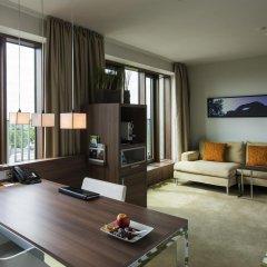 Отель Meliá Düsseldorf комната для гостей фото 4