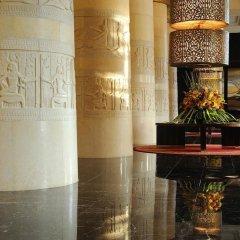 Отель Raffles Dubai интерьер отеля