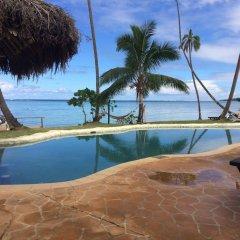 Отель Mango Bay Resort бассейн