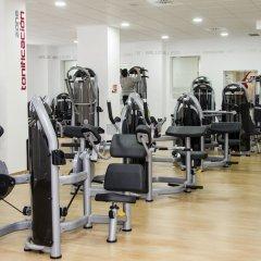 Hotel Claridge Madrid фитнесс-зал