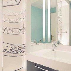 Отель Mercure Lyon Centre Beaux Arts Франция, Лион - отзывы, цены и фото номеров - забронировать отель Mercure Lyon Centre Beaux Arts онлайн ванная