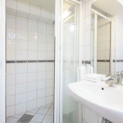 Отель Scandic Grand Tromsø ванная