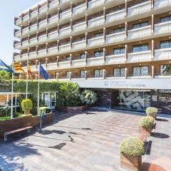 Отель California Garden парковка