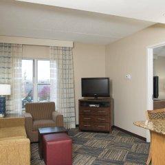 Отель Homewood Suites Columbus, Oh - Airport Колумбус комната для гостей фото 5