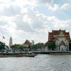 Отель Bed De Bell Hostel Таиланд, Бангкок - отзывы, цены и фото номеров - забронировать отель Bed De Bell Hostel онлайн приотельная территория