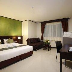 Отель Orchid Resortel комната для гостей фото 10