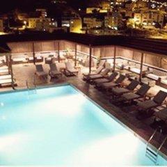 Отель Petra Moon Hotel Иордания, Вади-Муса - отзывы, цены и фото номеров - забронировать отель Petra Moon Hotel онлайн бассейн фото 3