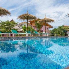 Отель Lanta Justcome Ланта бассейн