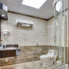 Отель Royal Hotel Sharjah ОАЭ, Шарджа - отзывы, цены и фото номеров - забронировать отель Royal Hotel Sharjah онлайн ванная фото 2