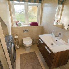 Отель Dunroamin Self Catering Великобритания, Глазго - отзывы, цены и фото номеров - забронировать отель Dunroamin Self Catering онлайн ванная
