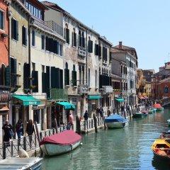 Отель Locanda Salieri Италия, Венеция - 1 отзыв об отеле, цены и фото номеров - забронировать отель Locanda Salieri онлайн приотельная территория
