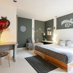 Отель Cozy Vintage Flat Мексика, Мехико - отзывы, цены и фото номеров - забронировать отель Cozy Vintage Flat онлайн комната для гостей фото 2