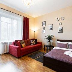 Отель GoodAps Sadovaya-Samotechnaya 5 Москва комната для гостей фото 2