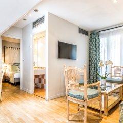 Отель Villa Alessandra Париж комната для гостей фото 5