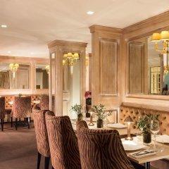Отель Hôtel Splendide Royal Paris гостиничный бар