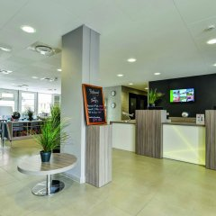Отель Appart'City Confort Le Bourget - Aéroport интерьер отеля