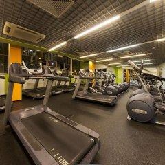 Гостиница Park Inn by Radisson Прибалтийская фитнесс-зал фото 3