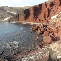 Adamastos Hotel пляж фото 2