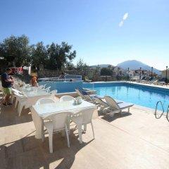 Cypriot Hotel Турция, Олудениз - отзывы, цены и фото номеров - забронировать отель Cypriot Hotel онлайн бассейн фото 3