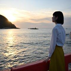 Hotel Sunresort Shonai Цуруока пляж фото 2
