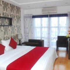 Asian Ruby Hotel Hanoi комната для гостей фото 3