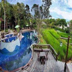 Отель Koh Yao Yai Village бассейн фото 2