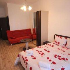 Мини-отель Папайя Парк Стандартный номер с разными типами кроватей фото 9