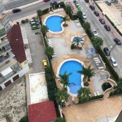 Отель Apartamentos Esmeralda Unitursa балкон
