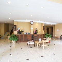 Отель Eco Lanta Hideaway Beach Resort Ланта интерьер отеля