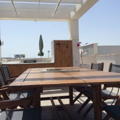 Апартаменты Apartment With 2 Bedrooms in Orihuela, With Private Pool, Furnished Te балкон