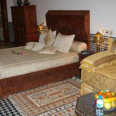 Отель Riad La Perle De La Médina Марокко, Фес - отзывы, цены и фото номеров - забронировать отель Riad La Perle De La Médina онлайн комната для гостей фото 4