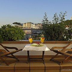 Отель Olissippo Castelo Лиссабон балкон