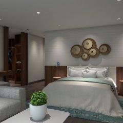 Отель Libra Nha Trang Hotel Вьетнам, Нячанг - отзывы, цены и фото номеров - забронировать отель Libra Nha Trang Hotel онлайн комната для гостей фото 3