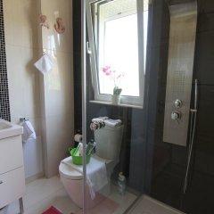 Отель Villa Abelos Греция, Галатси - отзывы, цены и фото номеров - забронировать отель Villa Abelos онлайн ванная фото 2