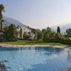 Отель Sonnenhof Италия, Марленго - отзывы, цены и фото номеров - забронировать отель Sonnenhof онлайн бассейн фото 2