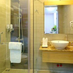 Mai Thang Hotel Далат ванная