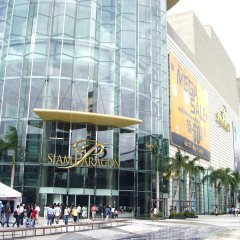 Отель Arcadia Suites Bangkok Бангкок спортивное сооружение