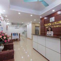 Отель Hanoi Luxury House & Travel Вьетнам, Ханой - отзывы, цены и фото номеров - забронировать отель Hanoi Luxury House & Travel онлайн интерьер отеля фото 3