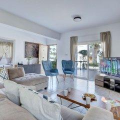 Отель Jason 8 Villa Кипр, Протарас - отзывы, цены и фото номеров - забронировать отель Jason 8 Villa онлайн комната для гостей фото 4