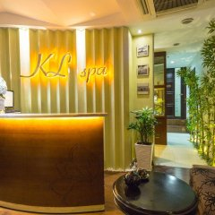 Отель Silverland Central - Tan Hai Long Хошимин интерьер отеля