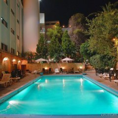 Palmyra Beach Hotel бассейн