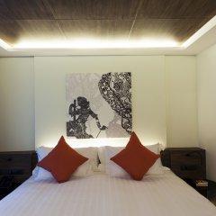 U Sukhumvit Hotel Bangkok Бангкок комната для гостей фото 3