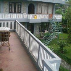 Отель Mandala Непал, Покхара - отзывы, цены и фото номеров - забронировать отель Mandala онлайн балкон