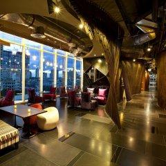 Отель Glow Pratunam Бангкок интерьер отеля